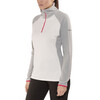 Columbia Glacial Fleece III sweater Dames grijs/wit